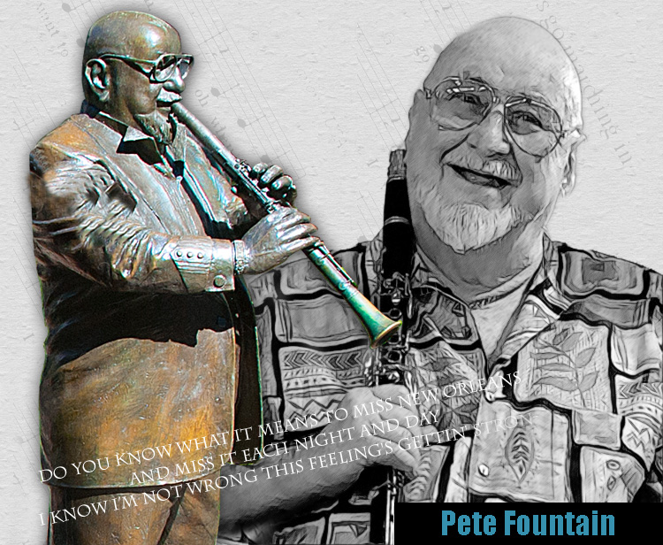 PETE FOUNTAIN
